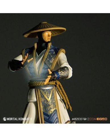 Фигурка Mortal Kombat X - Raiden (15 см)