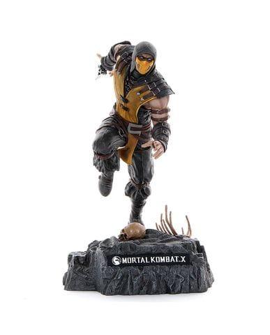 Фигурка Mortal Kombat X - Scorpion (28см)