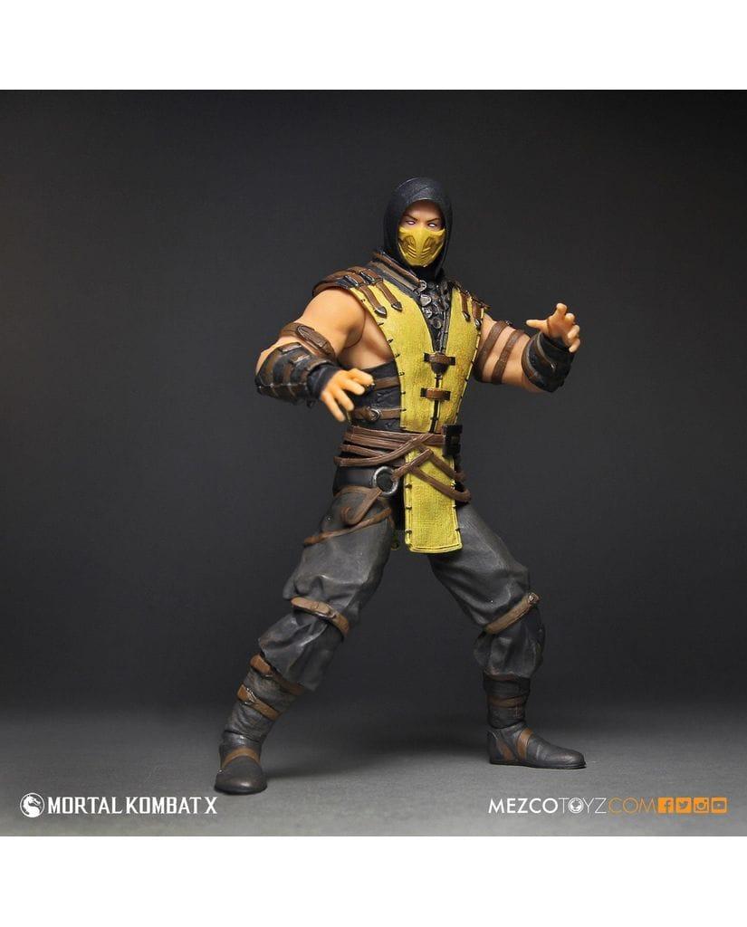 Фигурка Mortal Kombat X - Scorpion (30 см)