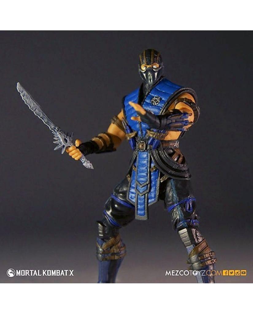 Фигурка Mortal Kombat X - Sub-Zero (15 см)