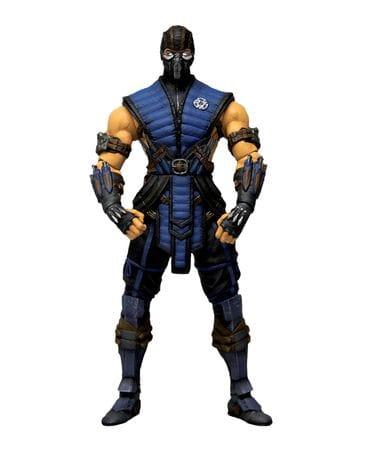 Фигурка Mortal Kombat X - Sub-Zero (15 см) Mezco Toyz