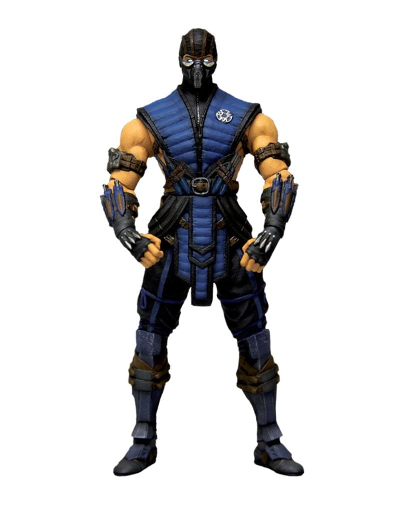 Фигурка Mortal Kombat X – Sub-Zero (15 см) Mezco Toyz