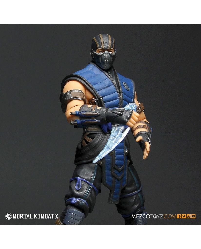 Фигурка Mortal Kombat X - Sub-Zero (30 см)