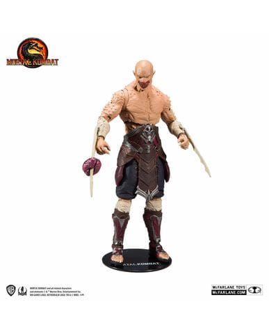 Фигурка Mortal Kombat – Baraka (18 см) McFarlane Toys