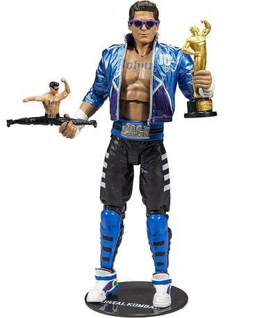 Фигурка Mortal Kombat - Johnny Cage (18 см) McFarlane Toys