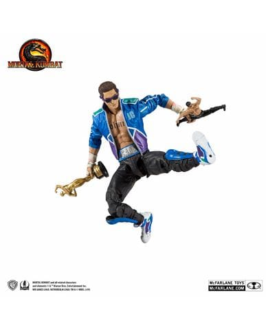 Фигурка Mortal Kombat – Johnny Cage (18 см) McFarlane Toys