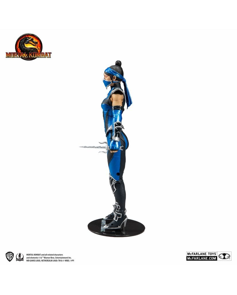 Фигурка Mortal Kombat - Kitana (18 см) McFarlane Toys