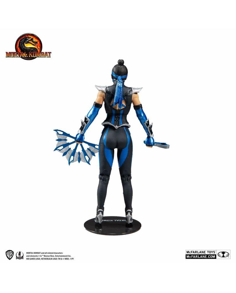 Фигурка Mortal Kombat – Kitana (18 см) McFarlane Toys