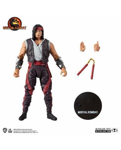 Фигурка Mortal Kombat – Liu Kang (18 см) McFarlane Toys