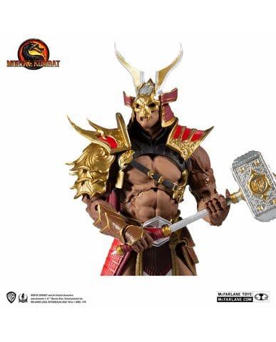 Фигурка Mortal Kombat – Shao Kahn (18 см) McFarlane Toys