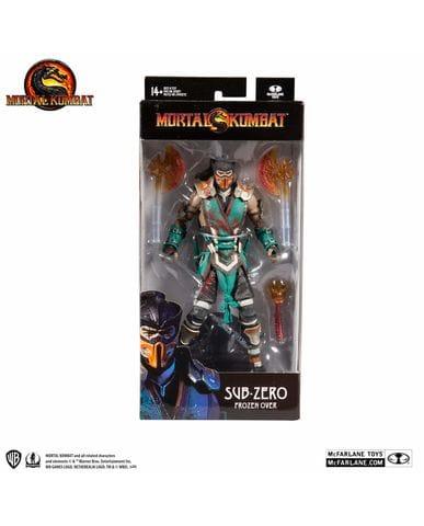 Фигурка Mortal Kombat – Sub-Zero Bloody Frozen Over Skin (18 см) McFarlane Toys