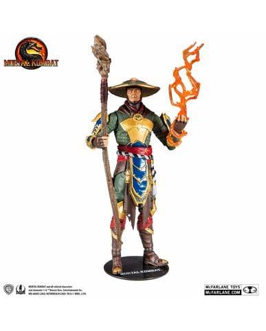 Фигурка Mortal Kombat - Raiden (18 см) McFarlane Toys