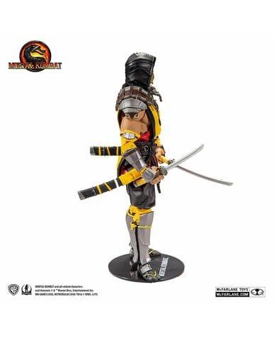 Фигурка Mortal Kombat - Scorpion (18 см) McFarlane Toys