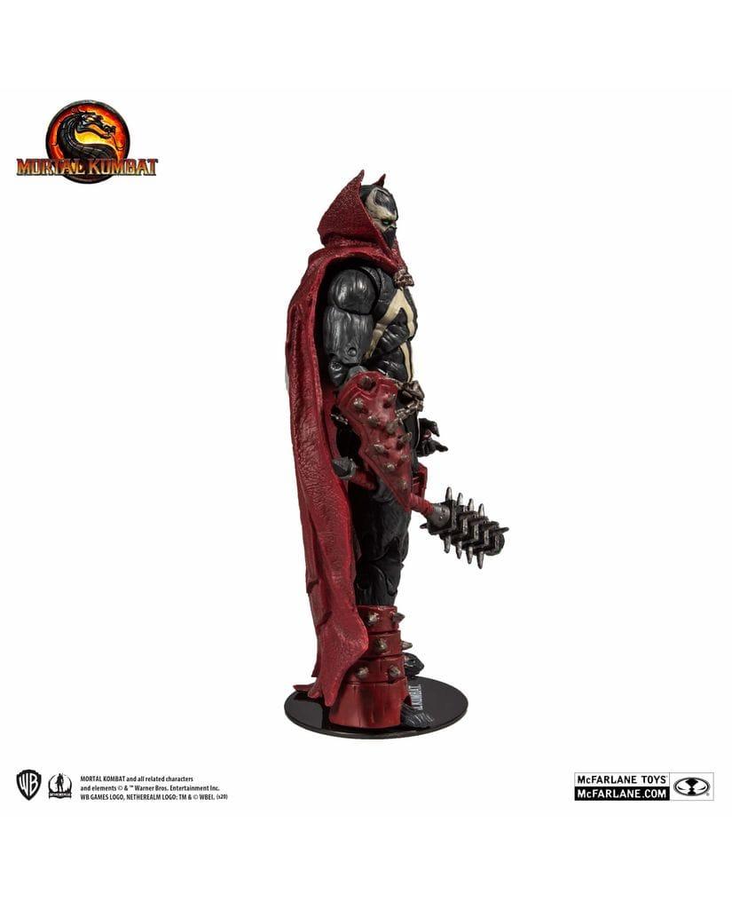 Фигурка Mortal Kombat – Spawn (18 см) McFarlane Toys