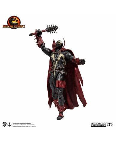 Фигурка Mortal Kombat - Spawn (18 см) McFarlane Toys