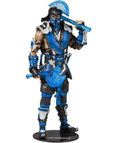 Фигурка Mortal Kombat - Sub-Zero (18 см) McFarlane Toys