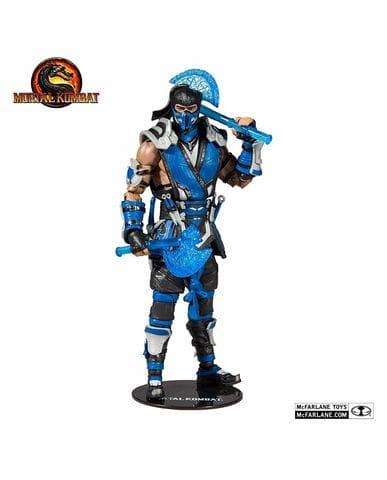 Фигурка Mortal Kombat - Sub-Zero (18 см) McFarlane