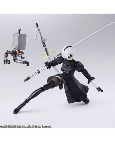 Фигурка NieR: Automata - YoRHa No.2 Type B (Bring Arts) 2.0 Square Enix