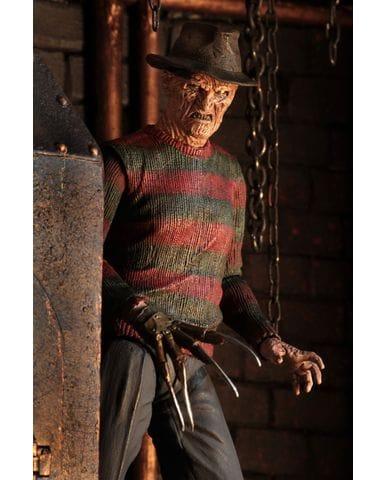 Фигурка Nightmare On Elm Street 2 – Ultimate Freddy Krueger (18 см)