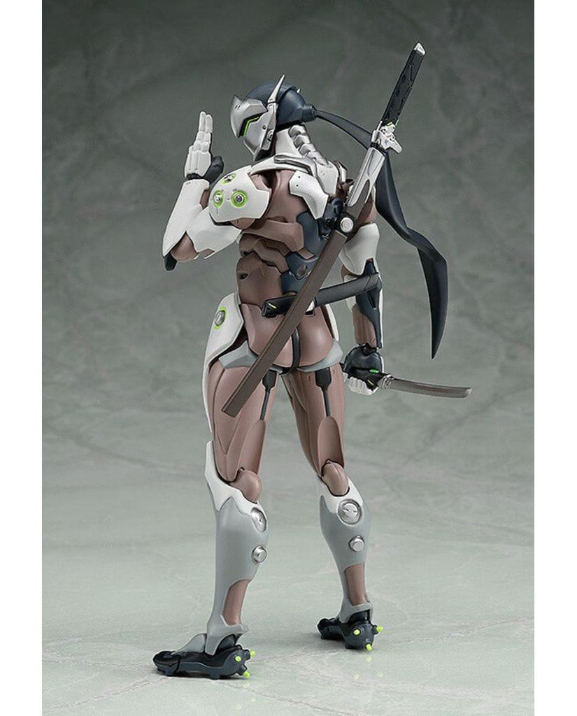 Фигурка Overwatch - Genji (Figma)