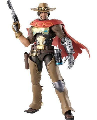 Фигурка Overwatch – McCree (Figma) Good Smile Company