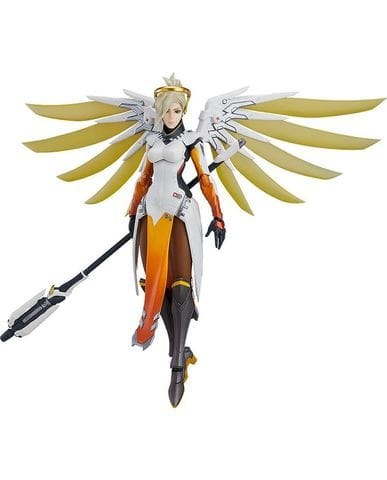Фигурка Overwatch - Mercy (Figma) Good Smile Company