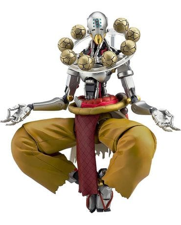 Фигурка Overwatch - Zenyatta (Figma) Good Smile Company
