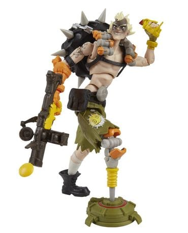 Фигурка Overwatch - Junkrat Ultimates (15 см) Hasbro