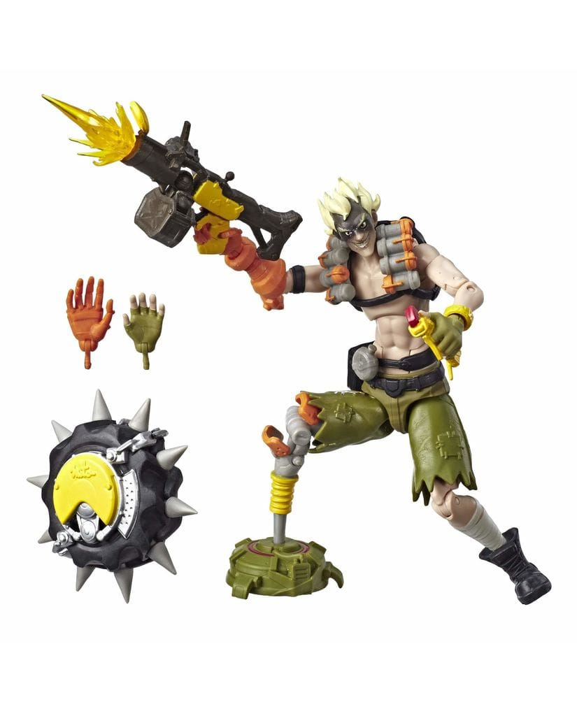 Фигурка Overwatch – Junkrat Ultimates (15 см) Hasbro
