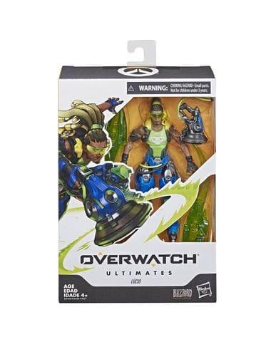 Фигурка Overwatch - Lucio Ultimates (15 см) Hasbro