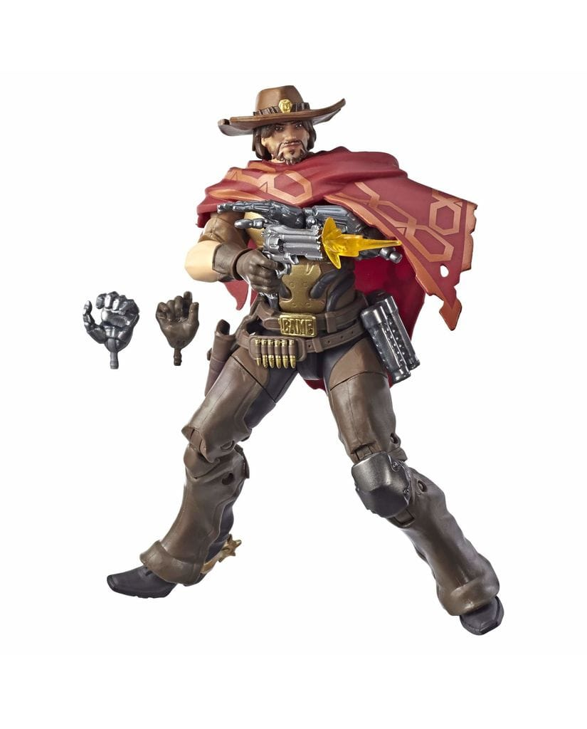 Фигурка Overwatch - McCree Ultimates (15 см) Hasbro