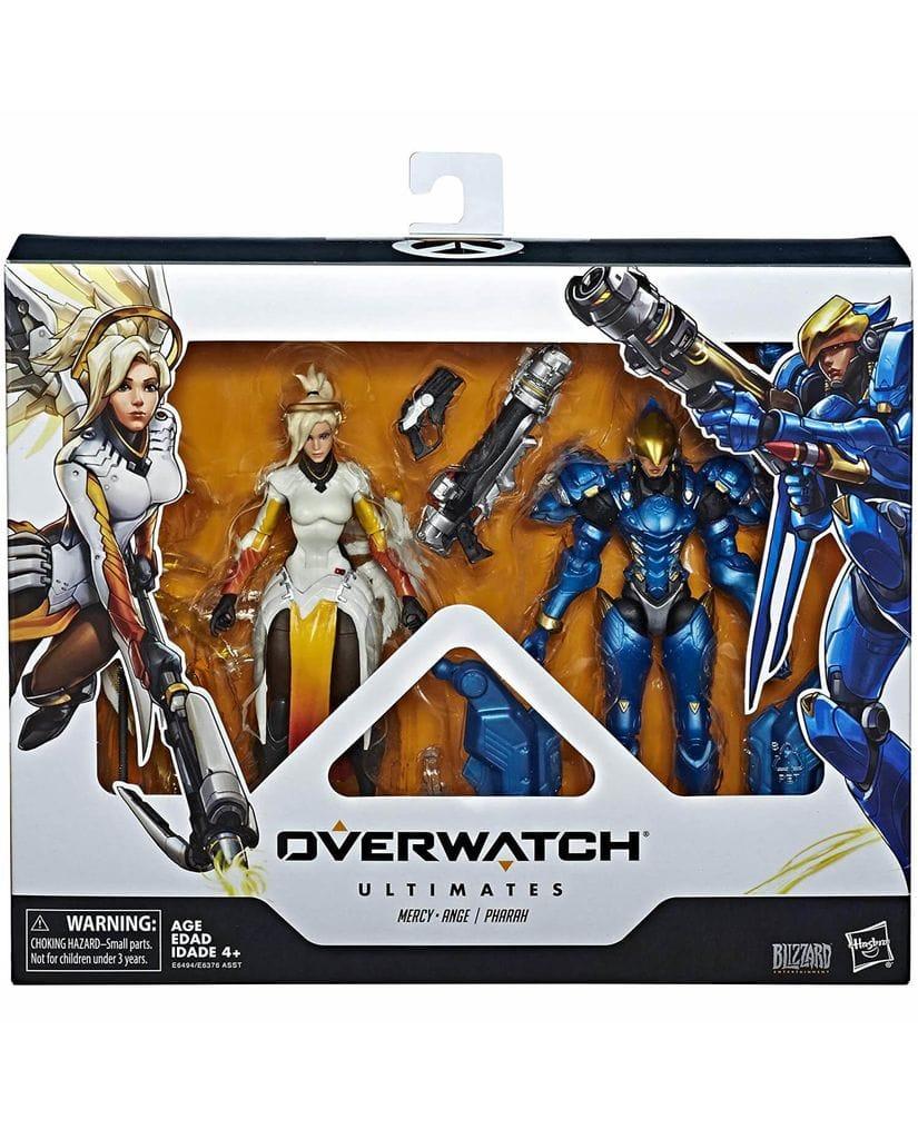 Фигурки Overwatch – Mercy and Pharah Ultimates (15 см) Hasbro