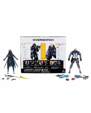 Фигурки Overwatch - Shrike Ana & Soldier 76 Ultimates (15 см) Hasbro