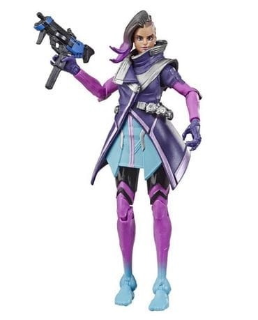 Фигурка Overwatch - Sombra Ultimates (15 см) Hasbro