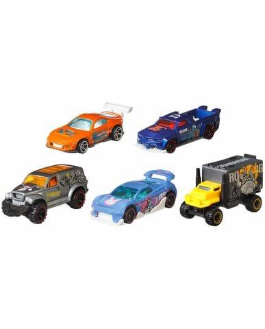Машинки Overmatch (Hot Wheels) Mattel