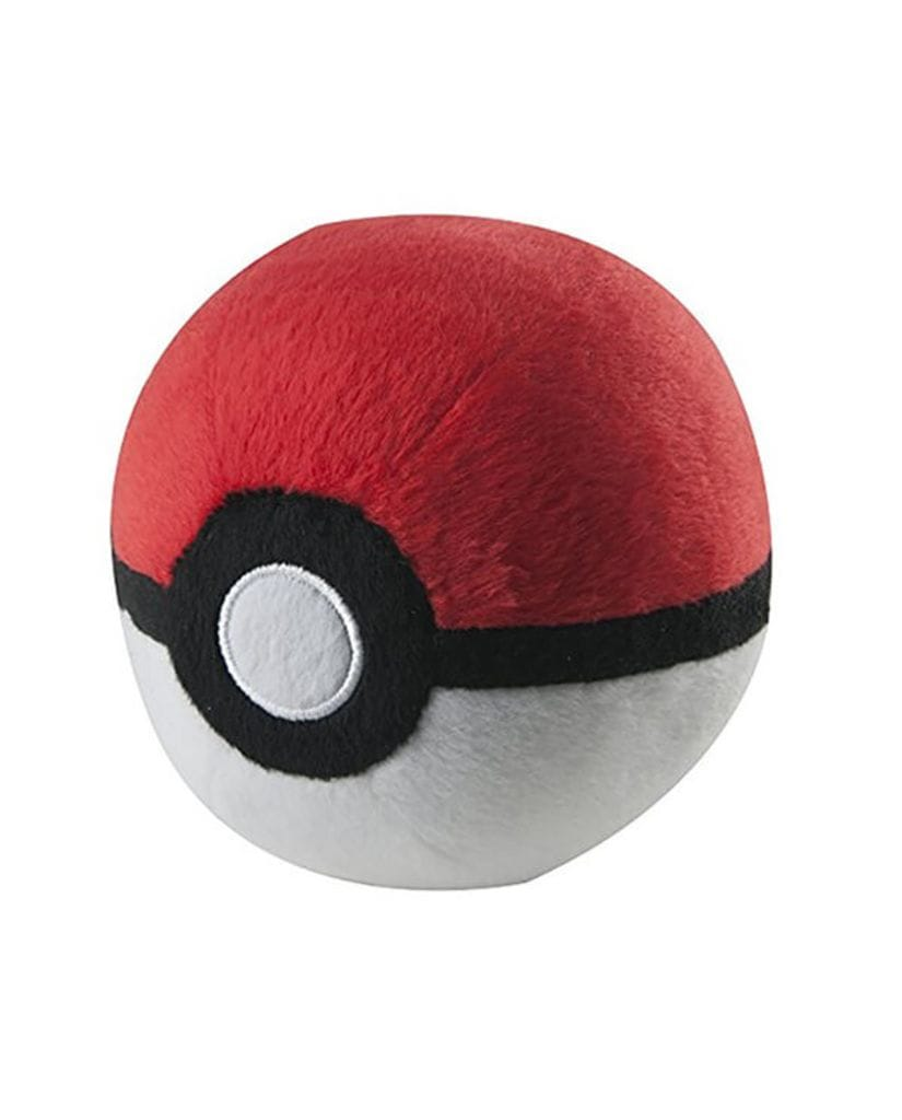 Мягкая игрушка Pokemon (Poke Ball) Tomy