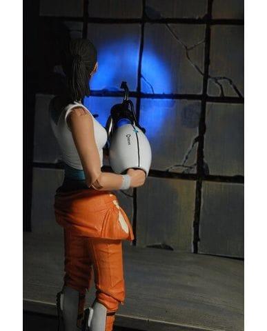 Фигурка Portal 2 - Chell (18 см)