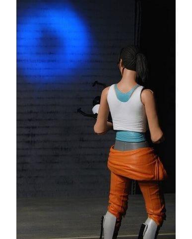 Фигурка Portal 2 - Chell (18 см) Neca