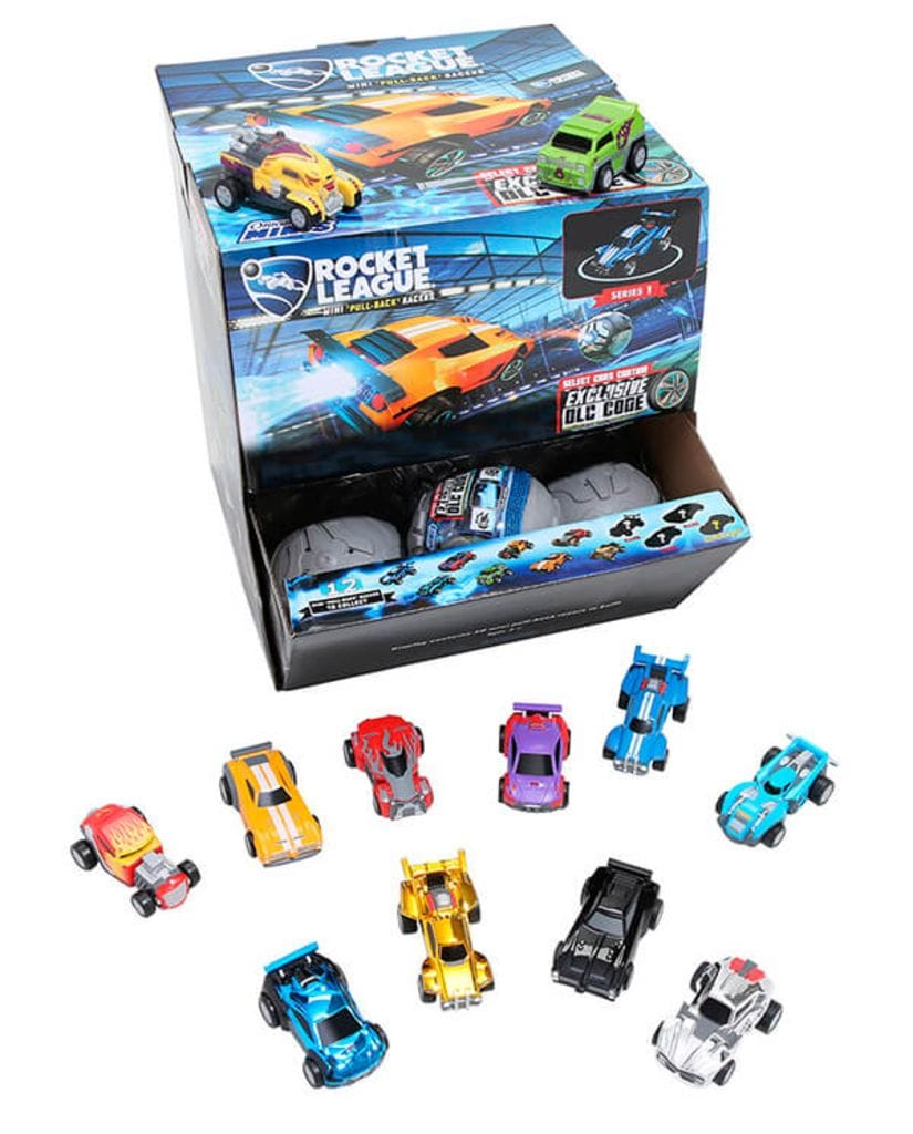 Машинка Rocket League (Original Minis) Zag Toys