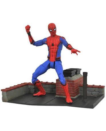 Фигурка Spider-Man: Homecoming – Select Spider-Man (18 см) Diamond Select Toys