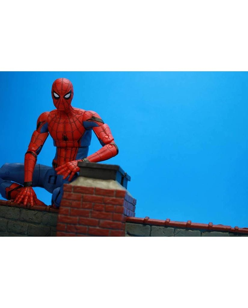 Фигурка Spider-Man: Homecoming - Select Spider-Man (18 см) Diamond Select Toys