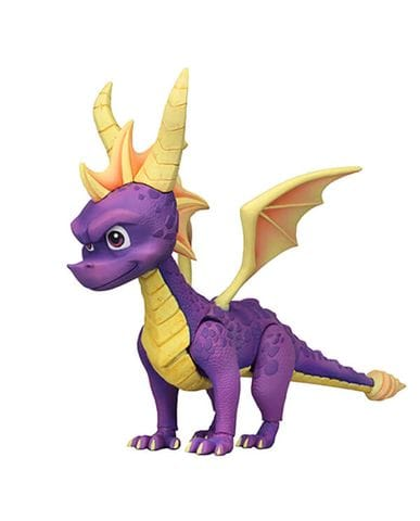 Фигурка Spyro the Dragon – Spyro (18 см) Neca