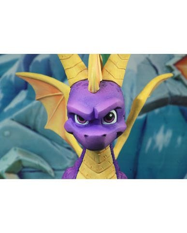 Фигурка Spyro the Dragon - Spyro (18 см)