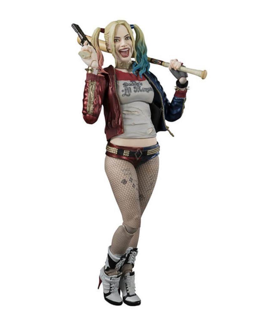 Фигурка Suicide Squad - Harley Quinn (S.H. Figuarts)