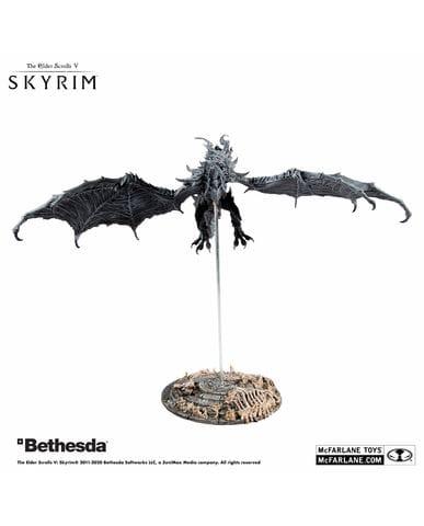 Фигурка The Elder Scrolls V: Skyrim - Alduin (25 см) McFarlane Toys