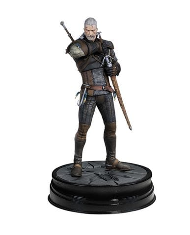 Фигурка The Witcher 3: Wild Hunt - Geralt of Rivia (20 см)