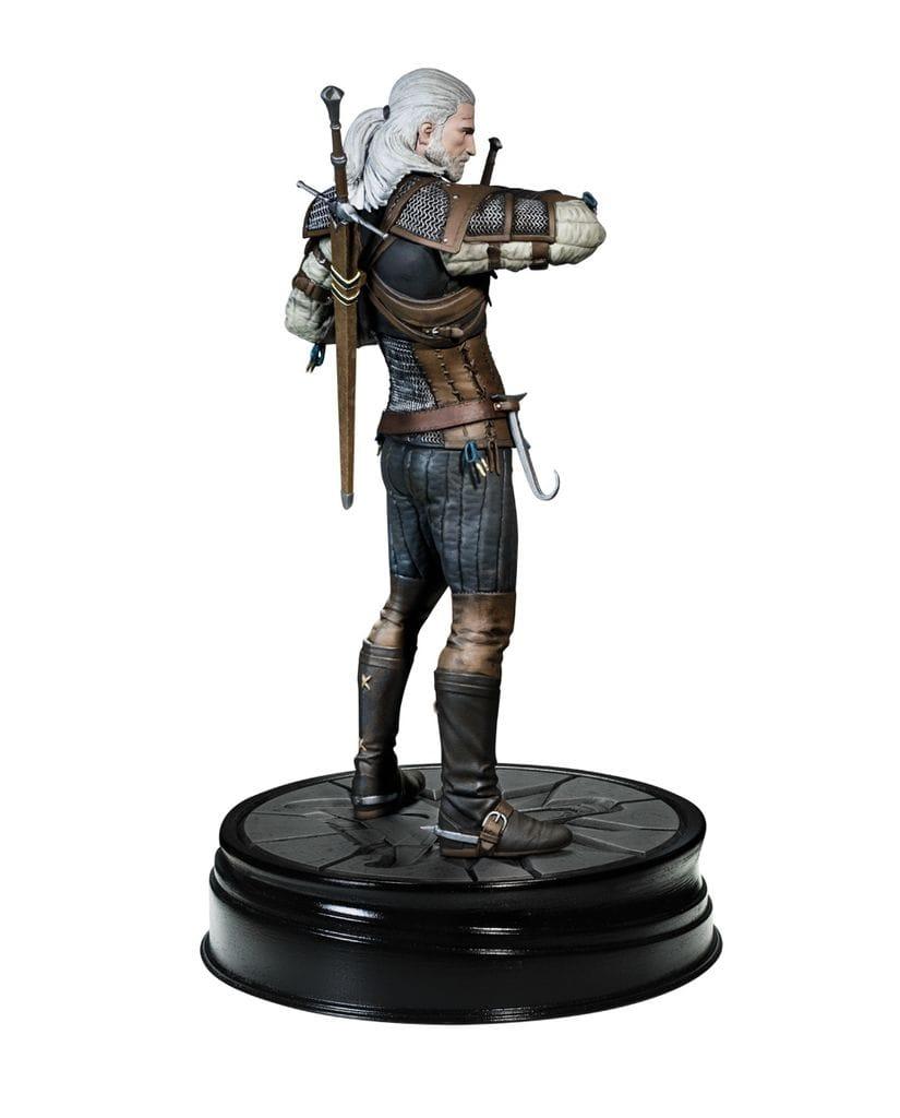 Фигурка The Witcher 3: Wild Hunt - Geralt of Rivia (20 см)
