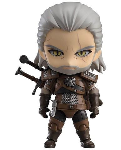 Фигурка The Witcher 3: Wild Hunt - Geralt (Nendoroid) Good Smile Company