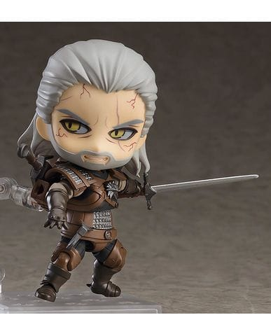 Фигурка The Witcher 3: Wild Hunt – Geralt (Nendoroid) Good Smile Company