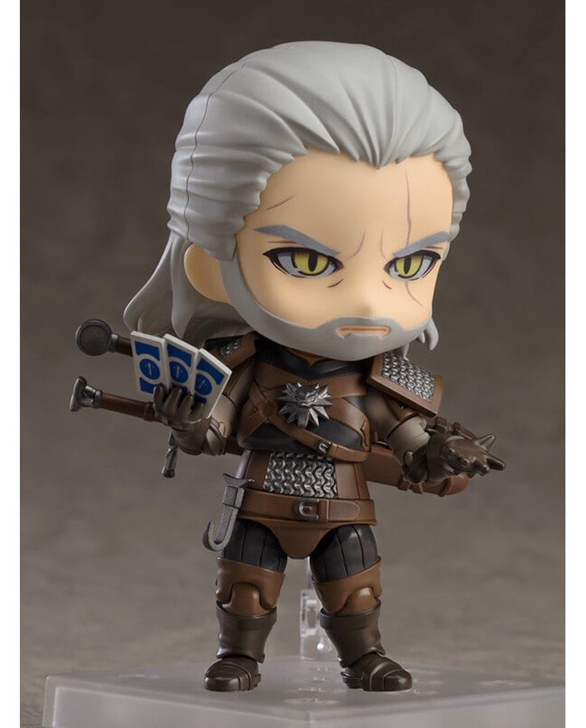 Фигурка The Witcher 3: Wild Hunt - Geralt (Nendoroid) Good Smile Company